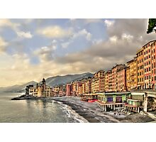 Camogli Photographic Print