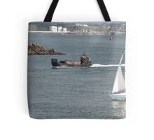 Marines chill 2 Tote Bag