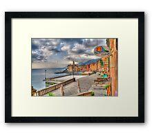 Camogli Framed Print