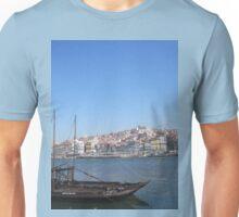 a desolate Portugal landscape Unisex T-Shirt