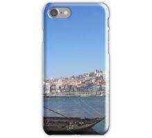 a desolate Portugal landscape iPhone Case/Skin