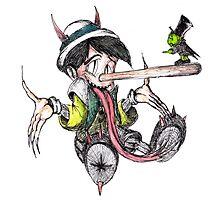 Pinochio by drastik