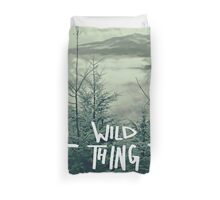 Wild Thing Duvet Cover