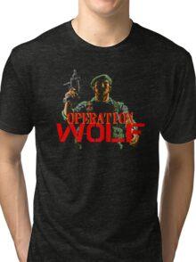 Operation Wolf Tri-blend T-Shirt