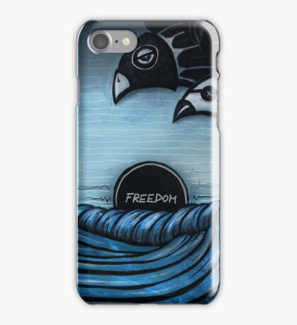 Freedom Gang iPhone Case/Skin