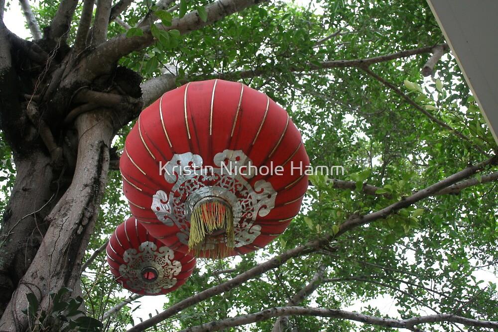 in a tree... by Kristin Nichole Hamm