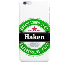 Haken Beer iPhone Case/Skin