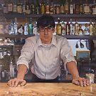 Bartender by Marcus  Gannuscio