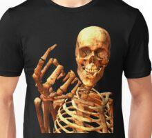 Death wants you Unisex T-Shirt