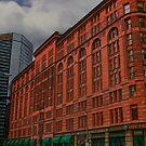 GOTHAM CITY PALACE HOTEL by dvande1