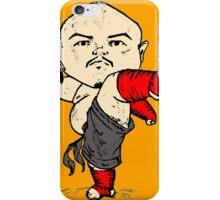 Muay Thai Won't End iPhone Case/Skin