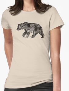 Grizzly Situation Womens Fitted T-Shirt