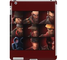 Team Fortress 2 - The Team iPad Case/Skin