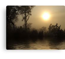""" Forest Awakening"" Canvas Print"