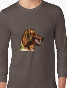 The Hound of the Baskervilles Long Sleeve T-Shirt