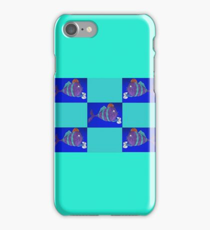 xbox gaming fish iPhone Case/Skin