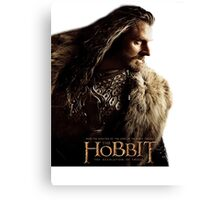 The Hobbit - Thorin Oakenshield Canvas Print
