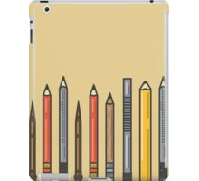 Pencils! iPad Case/Skin