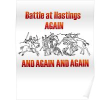 Battle of Hastings Annual Re-enactment II Poster