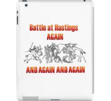 Battle of Hastings Annual Re-enactment II iPad Case/Skin