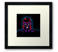 Lord Of Magnetism Framed Print