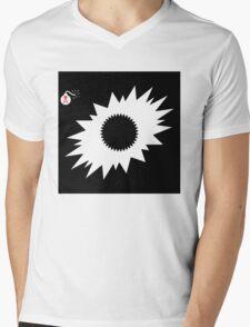 Blow-up Mens V-Neck T-Shirt