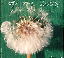 Like the Seeds of my Lovers by Catherina Zavodnik