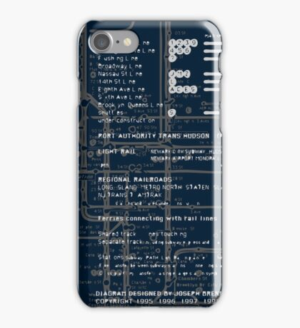 Wall Street iPhone Case/Skin