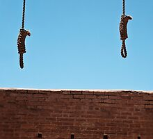 Gallows by doorfrontphotos