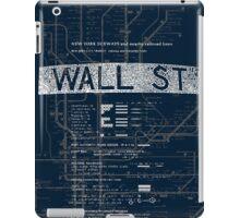 Wall Street iPad Case/Skin