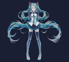 Miku Hatsune by DatsCastiel