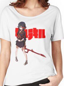 Ryūko Matoi Women's Relaxed Fit T-Shirt