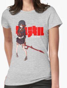 Ryūko Matoi Womens Fitted T-Shirt