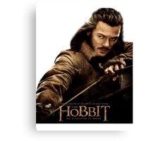 The Hobbit - Bard the Bowman Canvas Print