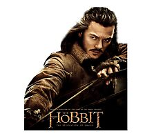 The Hobbit - Bard the Bowman Photographic Print