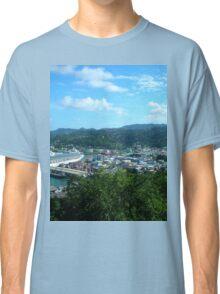 a vast Saint Vincent and the Grenadines landscape Classic T-Shirt