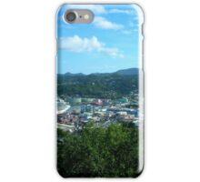 a vast Saint Vincent and the Grenadines landscape iPhone Case/Skin