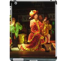 a colourful Saint Vincent and the Grenadines landscape iPad Case/Skin