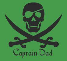 Captain Dad Kids Clothes