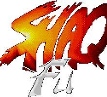 Shaq Fu by Lupianwolf