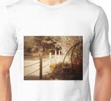 Sepia Garden Unisex T-Shirt
