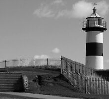 Southsea Lighthouse by Caroline Anderson