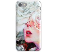 White Roses iPhone Case/Skin