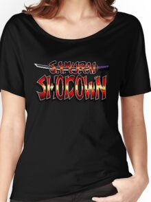 Samurai Shodown Women's Relaxed Fit T-Shirt
