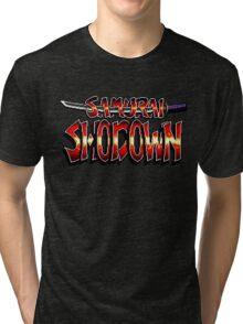 Samurai Shodown Tri-blend T-Shirt
