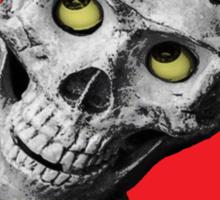 Mr.Bones Sticker