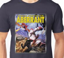 Cover Art: Aberrant: Year One Unisex T-Shirt