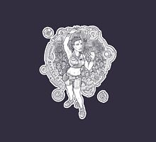 Art: Homo Sapiens Novus Womens Fitted T-Shirt