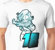DBZ - Android 18 Unisex T-Shirt