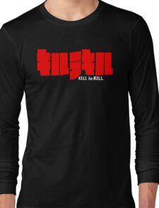 Kill la kill Long Sleeve T-Shirt